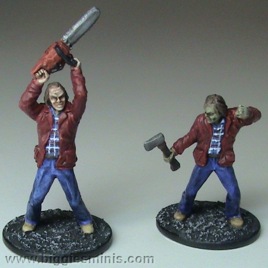 zombicide mike