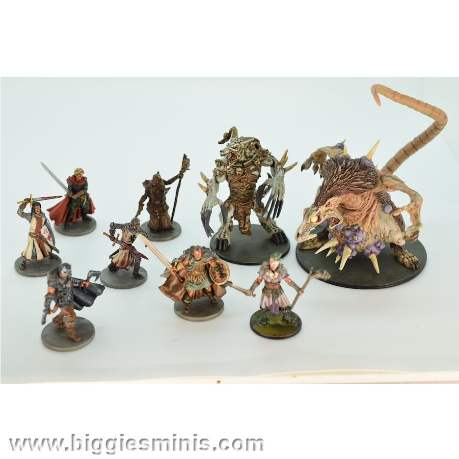 zombicide knight pack