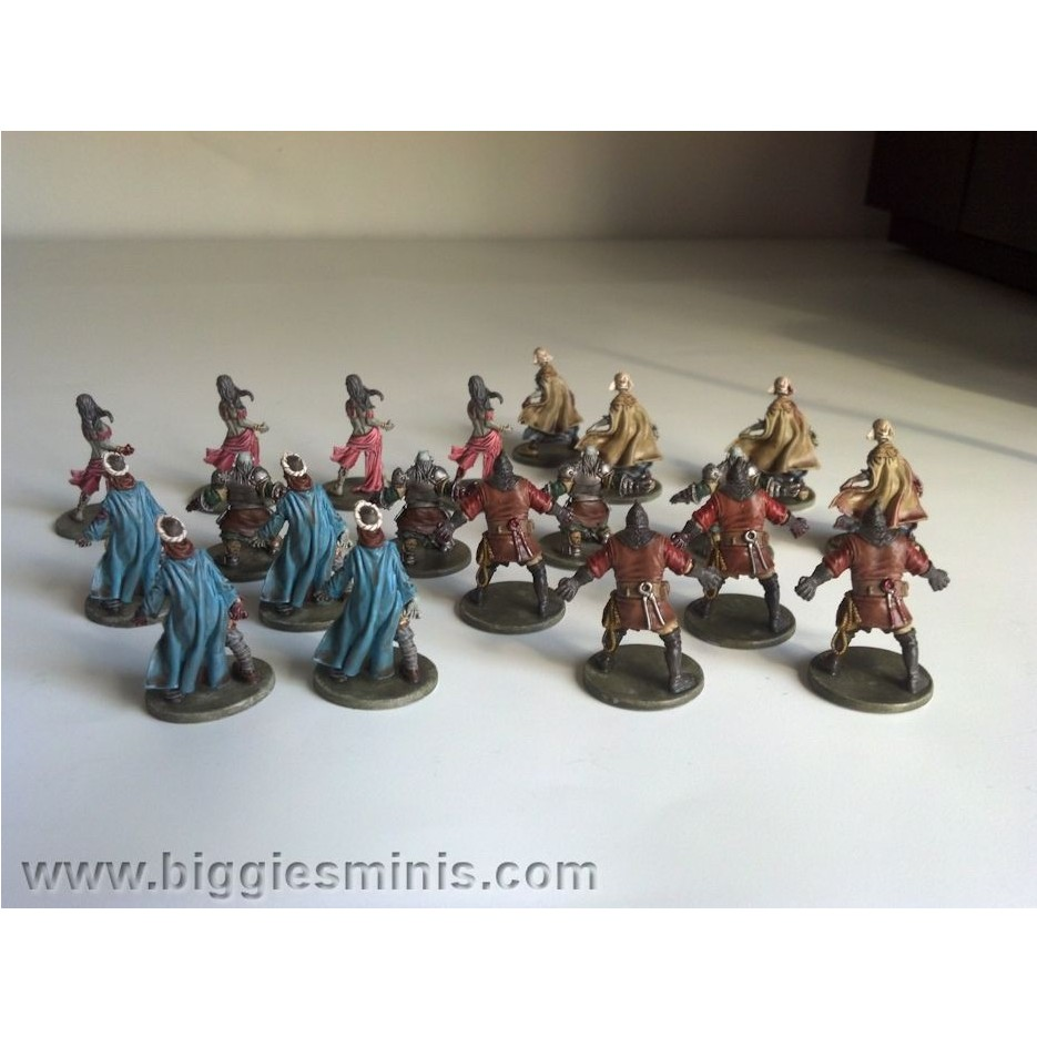 zombicide notorious plagued characters 1