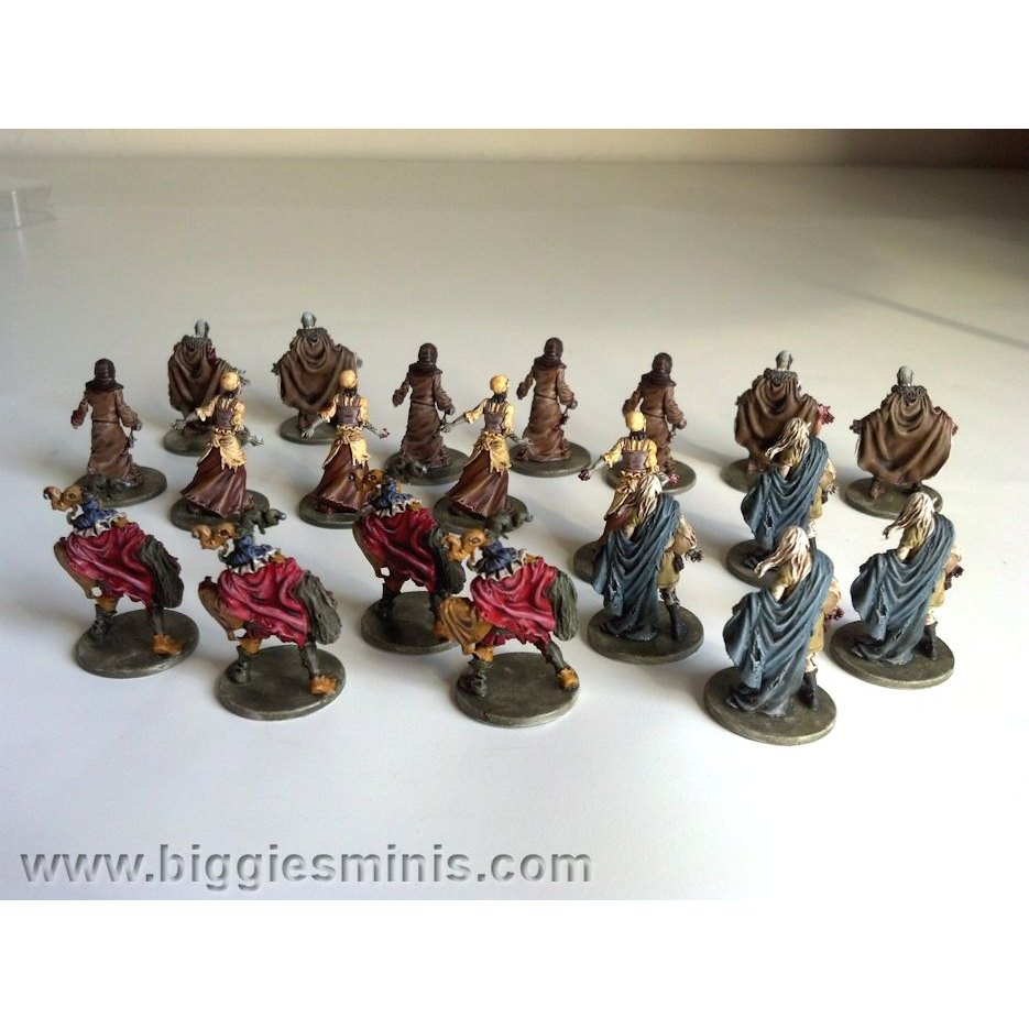 zombicide notorious plagued characters 2